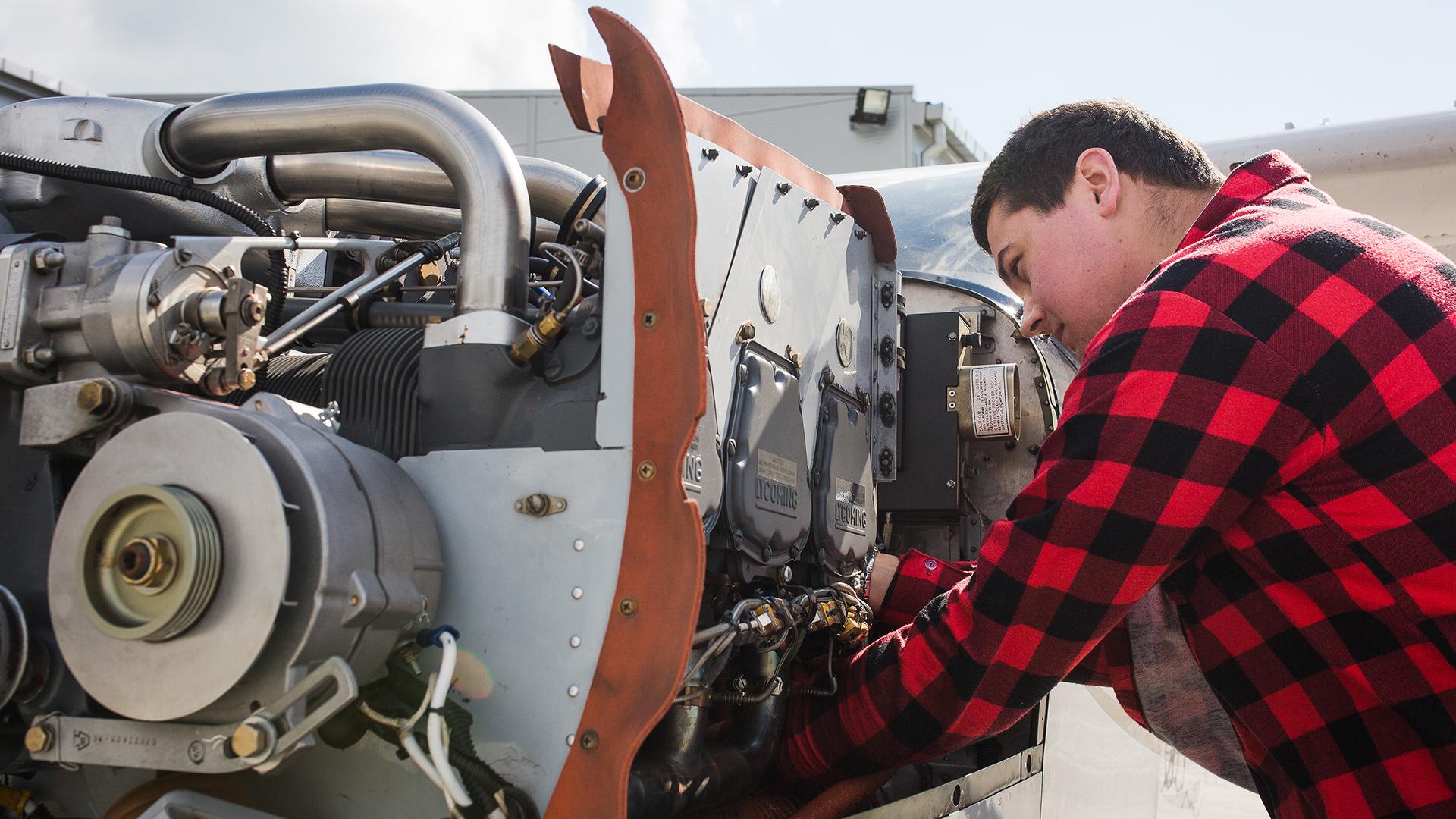 Remonty, naprawa, wypożyczanie sprzętu diagnostycznego do samolotów Air Res Aviation Sp. z o.o.